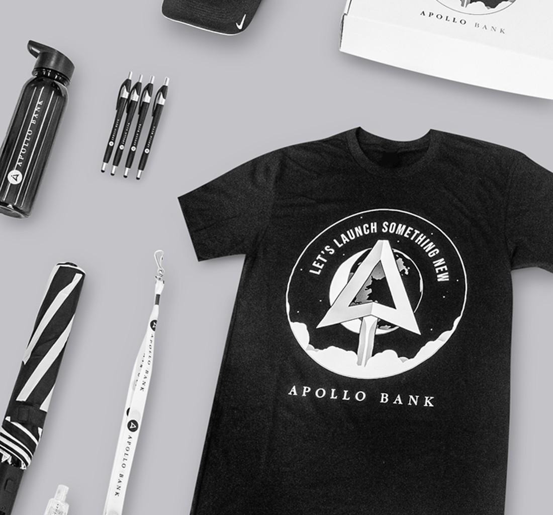 Apollo Bank Swag Box